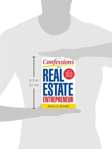 Real Estate Entrepreneur : Confessions of a real estate entrepreneur what it takes