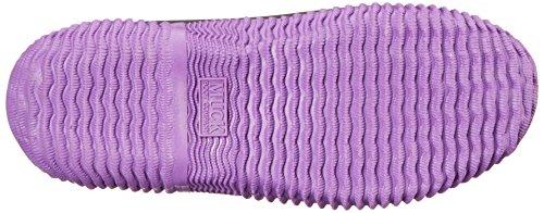 Mujer Black Muck Boot Hale Negro Purple Escarpines zfHwUqO
