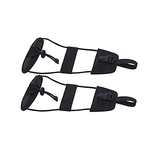 Lcgs Bag Bungee, 2 Pack Luggage Straps Suitcase Adjustable Belt - Lightweight and Durable Travel Bag Accessories