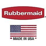 Rubbermaid Swing-Top Lid Recycling Bin for