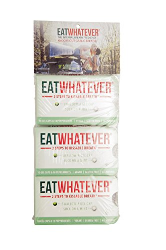 Eatwhatever Breath Freshening System, Peppermint, 30 Servings - Certs Mint Candy