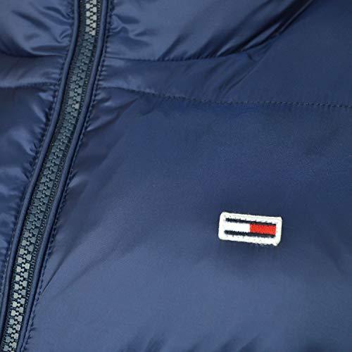 le scuro donne Tommy blu Jeans Giacca maniche senza per n08q86S