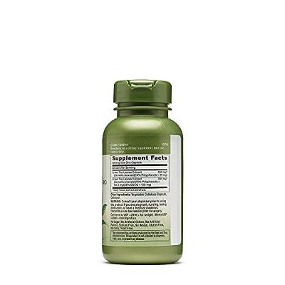 GNC Herbal Plus Green Tea Complex 500 mg 200 Vegetarian caps