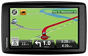 TomTom VIA 1605M RV GPS Navigator with Lifetime Maps Style: with Lifetime Maps for RV