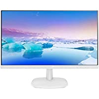 Philips 273V7QDAW V Line 27inch FHD IPS W-LED Monitor, White