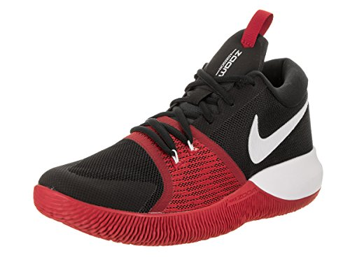 Black Gym Nike Basketballschuhe White Herren Red URnZqSzw