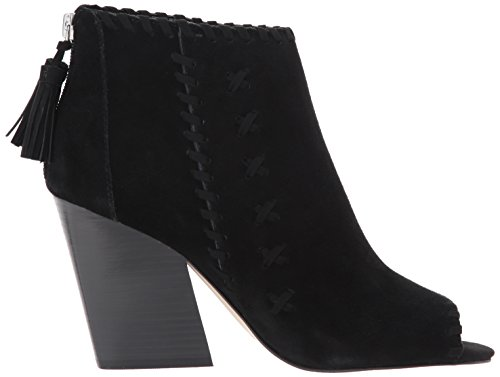 Marc Fisher Women's Genesa Ankle Bootie Black/Black hoOXfMnK5