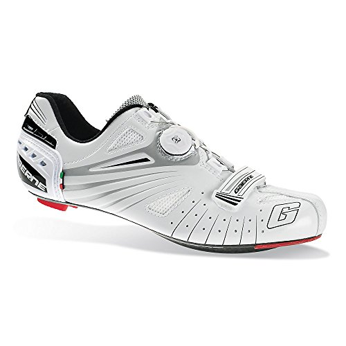 Gaerne Speed Carbon Road Chaussures 2016 Blanc EU 43