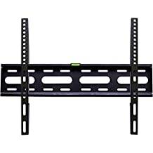 FLEXIMOUNTS F013 Fixed TV Wall Mount Bracket fits for most of 32''-65'' Samsung/Coby/LG/VIZIO/Sharp/Sony/Toshiba/Seiki/TCL/Haier/Hisense LCD LED Plasma TV