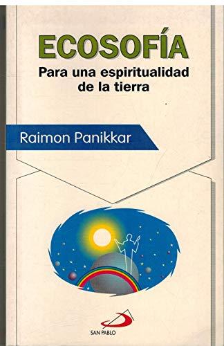 Ecosofia Raimon Panikkar