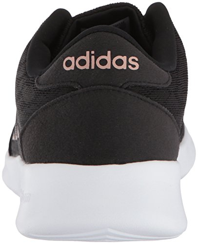 Racer Core Women's Cloudfoam White Black adidas Qt Ftwr Met Copper xqApCF