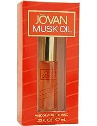 Jovan Musk Oil, for Women 0.33 fl oz (9.7 ml)