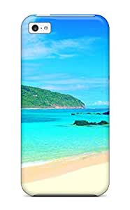 Hot Snap-on Tropical Bay Beachs Hard Cover Case/ Protective Case For Iphone 5c