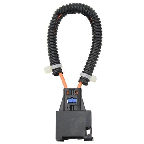 WMYCONGCONG MOST Fiber Optical Optic Loop Bypass Female Adapter for Benz Audi Mercedes BMW VW Porsche
