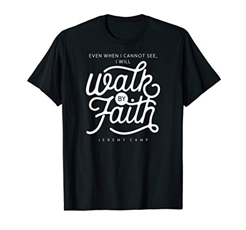 Jeremy Camp - Walk By Faith T-Shirt