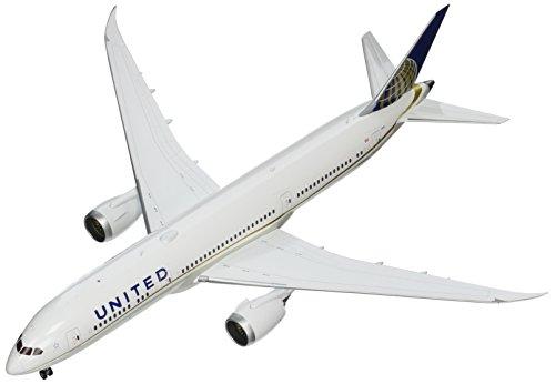 Gemini200 United 787-9 Airplane Model