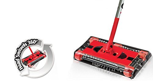 SWM RD Swivel Sweeper Max Red product image