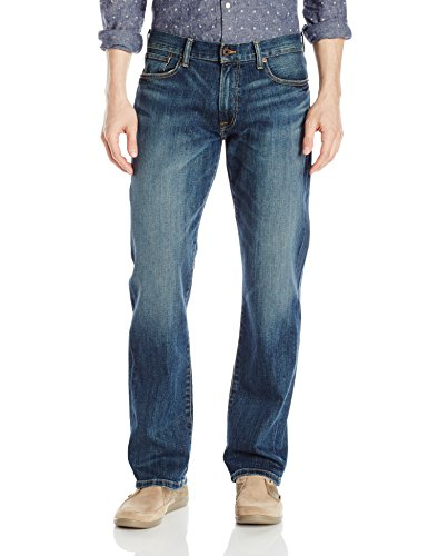 Lucky Brand Men's 221 Originialstraight Le Jean, Richland Hi
