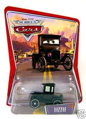 Buy disney cars lizzy diecast