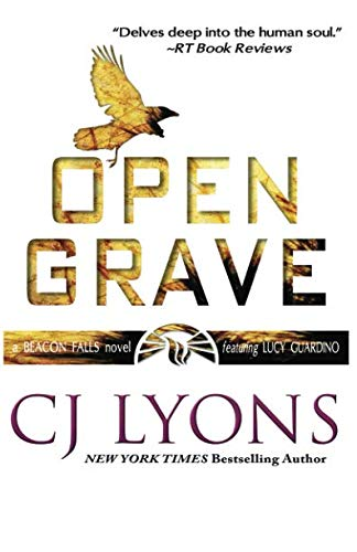 Open Grave: A Beacon Falls Mystery featuring Lucy Guardino (Beacon Falls Cold Case Mysteries) (Volume 3)