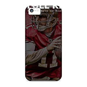 Hot Tpu Cover Case For Iphone/ 5c Case Cover Skin - San Francisco 49ers