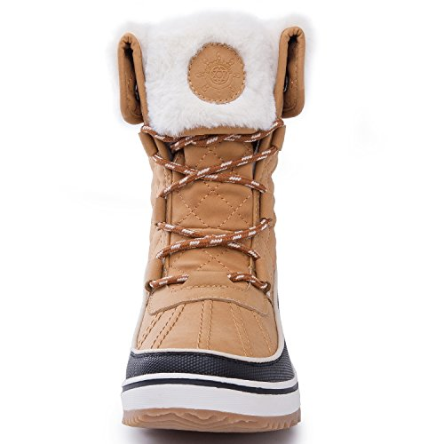 Globalwin 1706 Boots Snow Women's Winter 1706wheat 5rwF5qx