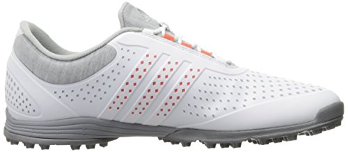 adidas Women's Adipure Sport Golf Shoe, Grey, 6 M US by adidas (Image #7)
