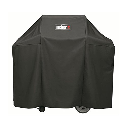 Weber Standard Dust Cover for Genesis II 7178 200 Series Grey 15.9 x 22.7 x 3.8 cm