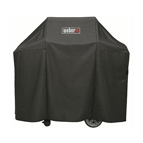 Weber Standard Dust Cover for Genesis II 7178200Series Grey 15.9x 22.7x 3.8cm