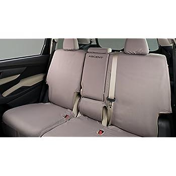 Amazon Com Subaru Ascent 2nd Row Bench Seat Cover Automotive