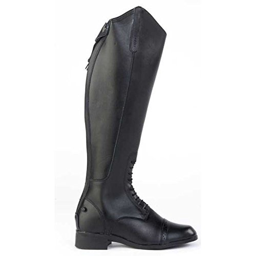 Ladies Riding On All Field Colour Jumping Long Leather Sghowing Dressage Dublin Laced Horse Boots Air Size wBwEg
