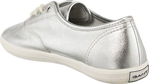 Gant New Haven 593 G80 Damen Turnschuhe (silver)