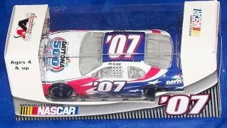 Motorsports Authentics Daytona 500 Nascar '07 Track Car 1:64 Die-cast ()