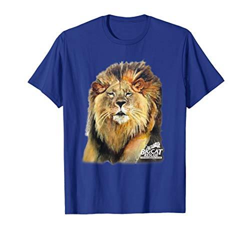 - Cameron Lion Memorial Portrait Tee Shirt
