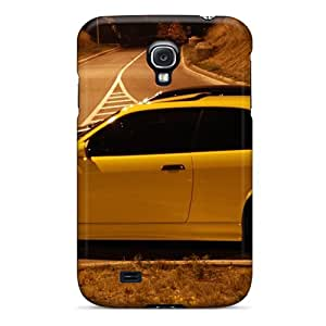 Waterdrop Snap-on Bmw Yellow Tuning Case For Galaxy S4