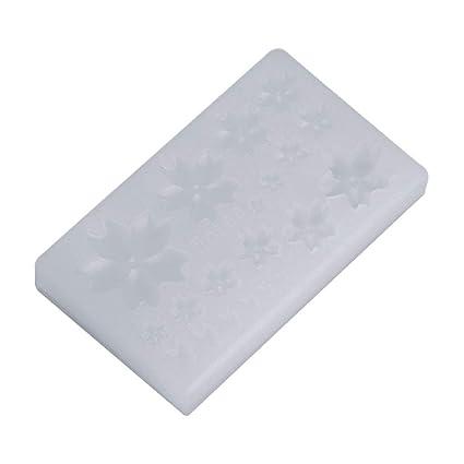 Biniwa – 1 molde de silicona con diseño de oso de peluche, resina epoxi para