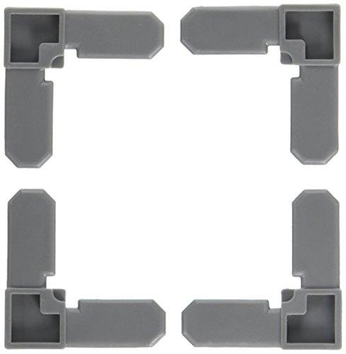 PRIME LINE Products PL 14258 100PK 3/4x7/16 Corner, 3/4 x 7/16