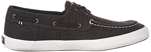 Sperry Top-sider Mens Wahoo 2-eye Baja Fashion Sneaker, Grigio, 10 M Us