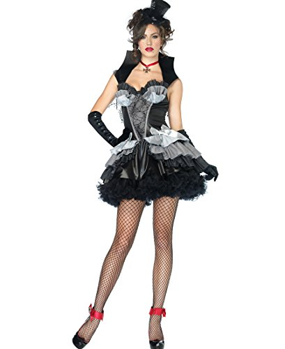 Queen Of Darkness Sexy Costumes (Queen of Darkness Adult Costume - Medium)