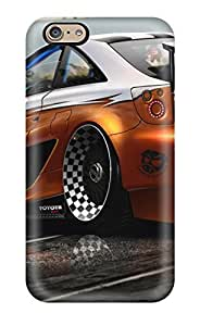 Amberlyn Bradshaw Farley's Shop Iphone Cover Case - Toyota Celica Tuned Protective Case Compatibel With Iphone 6