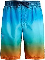 Kanu Surf Mens Legacy Swim Trunks (Regular & Extended Si