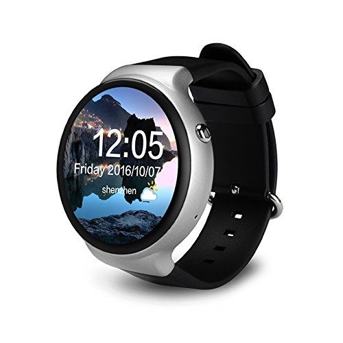 Amazon.com: TORTOYO I4 Android 5.1 OS 3G Smart Watch Phone ...