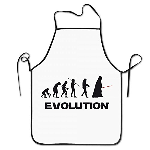 Star Film Evolution Fishing Cool Apron Funny Aprons