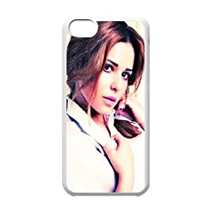 DIY Printed Cheryl Cole hard plastic case skin cover For iPhone 5C SNQ813251