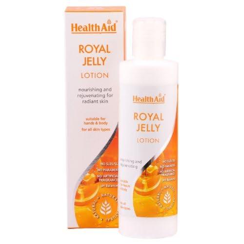 HealtAid - Royal Jelly - Lotion pour le corps et les mains - 250 ml