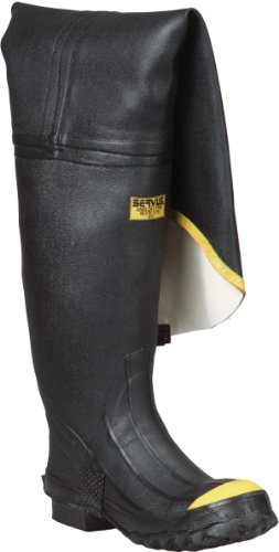 "Sperian Ranger 36"" Heavy-Duty Men's Full Rubber Hip Boots..."