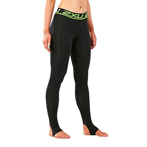2XU Mens Elite Power Recovery Compression Tights