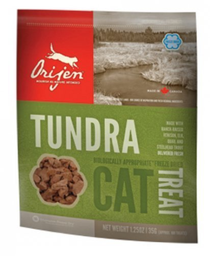 Orijen Orijen Cat Treats Freeze Dried Tundra, 1.25 oz