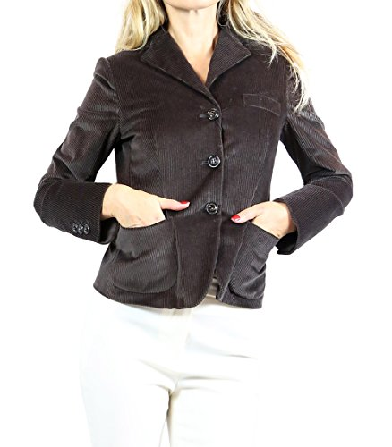 maxmara-weekend-corduroy-single-breasted-blazer-jacket-in-brown-size-4