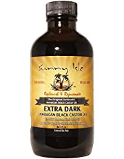 Sunny Isle Jamaican Black Castor Oil Extra Dark, 4 Fluid Ounce